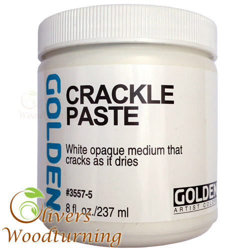 Golden Artist Color Crackle Paste