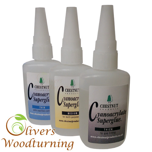 Chestnut Products Cyanoacrylate Superglue
