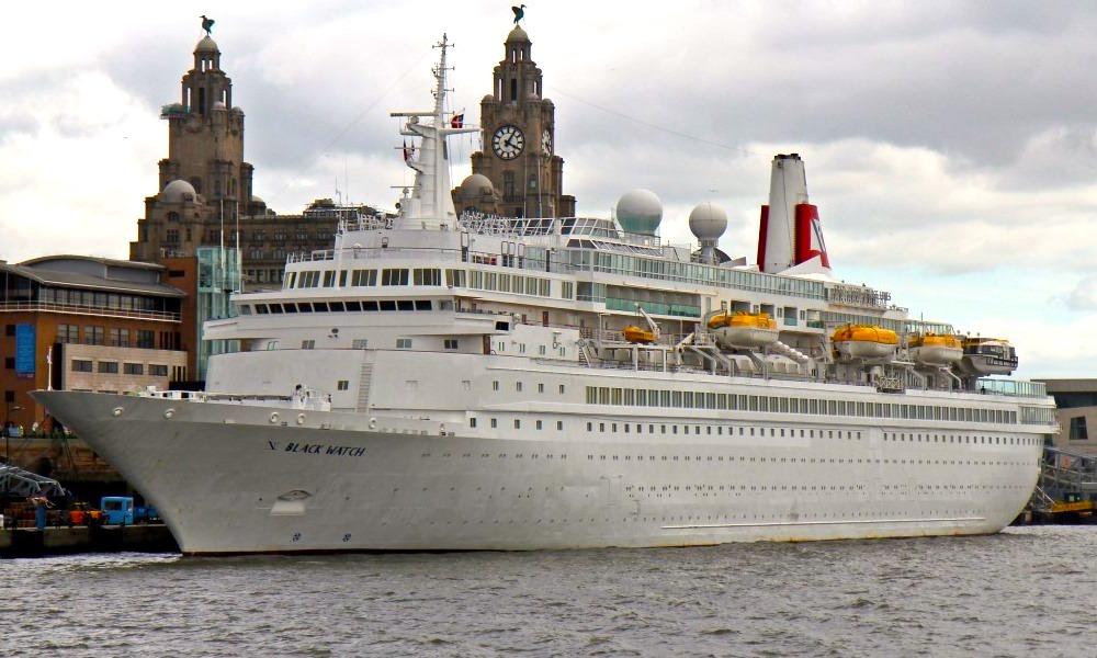 Photo of Fred Olsen cruise ship