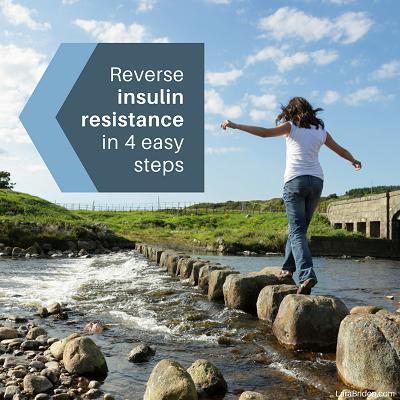Reverse insulin resistance