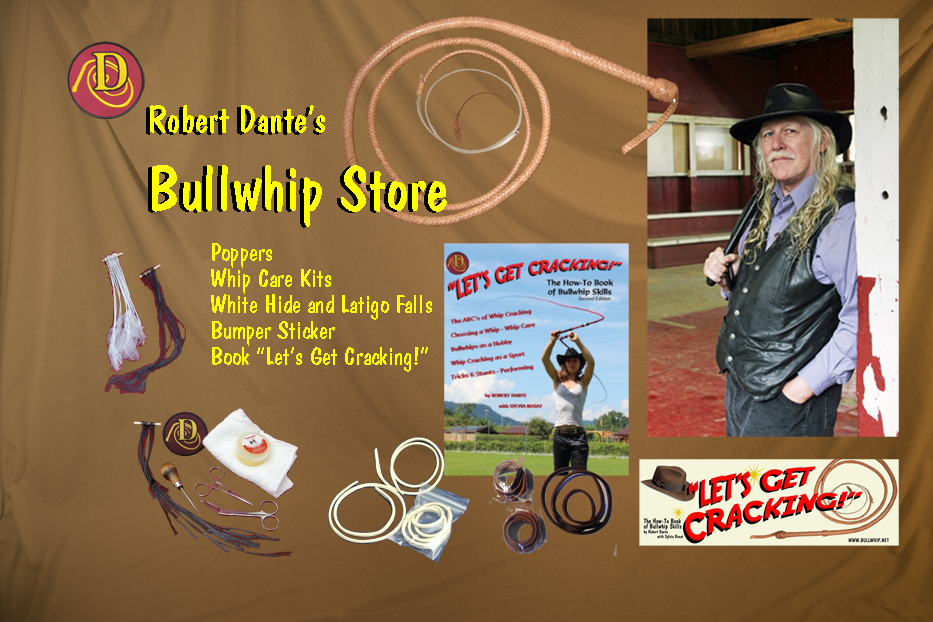 Dante's Bullwhip Store