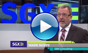 SRK's Mark Noppe presents at SGX Forum in Singapore