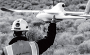 What is the value of low cost drone technologies in the mining industry?