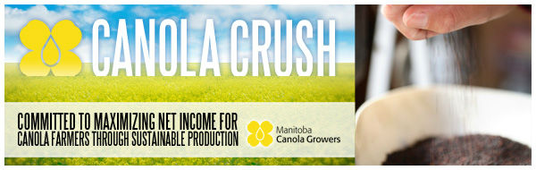 Canola Crush E-Newsletter