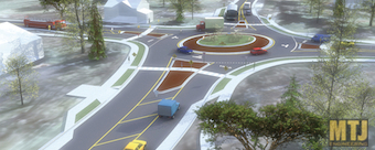 Brookfield Roundabout Visualization