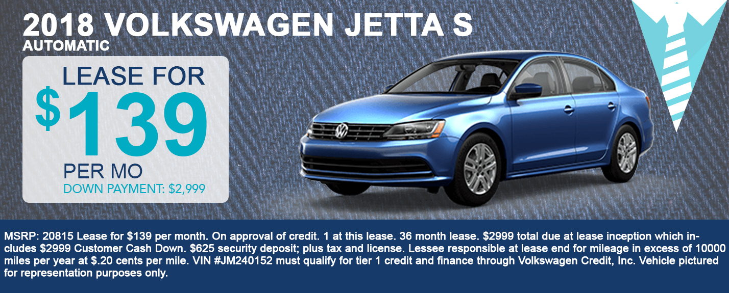 2018 Volkswagen Jetta S Automatic