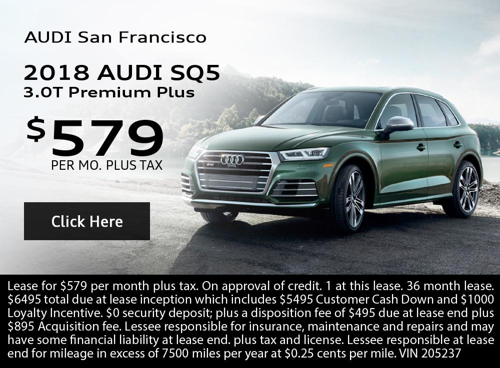 2018 Audi SQ5 3.0T Premium Plus