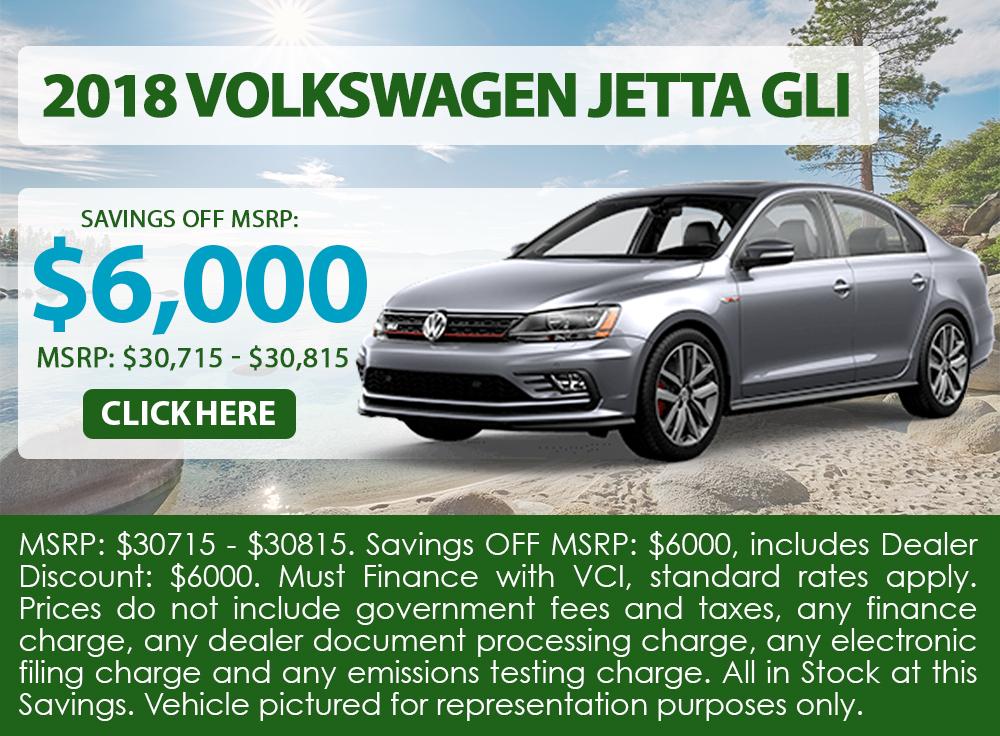 2018 Volkswagen Jetta GLI