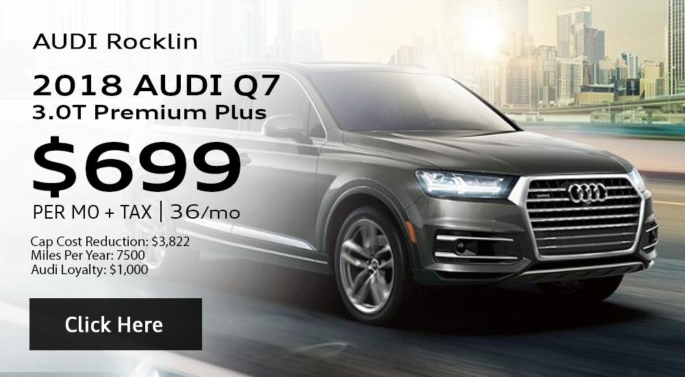 2018 Audi Q7 3.0T Premium Plus