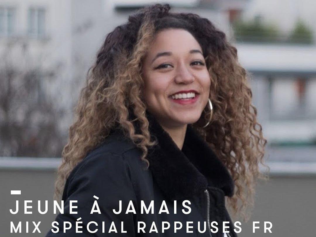 Anais Lawson - Rinse France