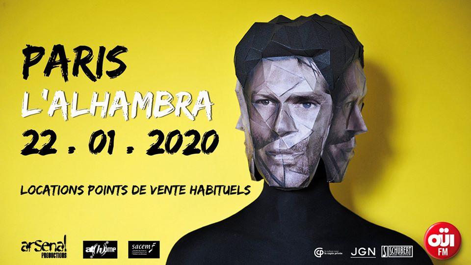 22/01 - Alhambra @ Paris