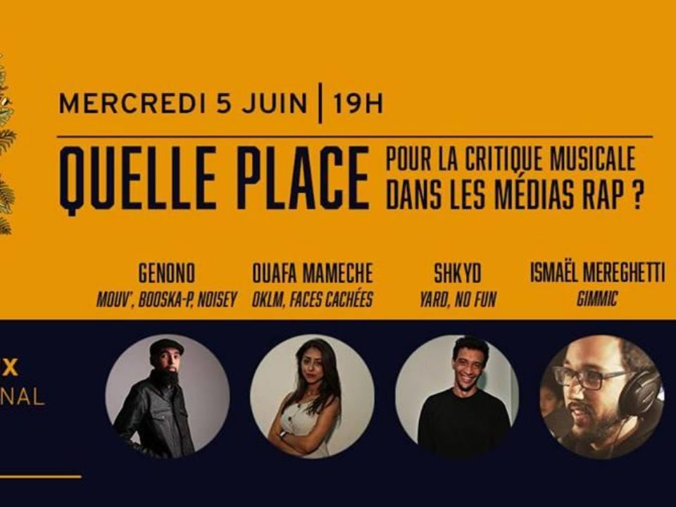 Ouafa Mamèche - Paris Hip-Hop