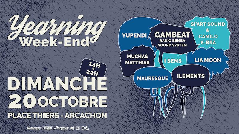 18-20/10 - Arcachon