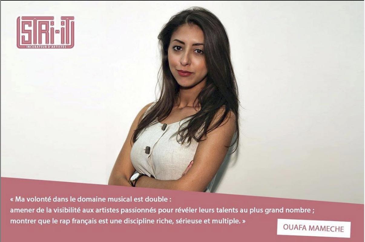 Ouafa Mameche - Stri-It