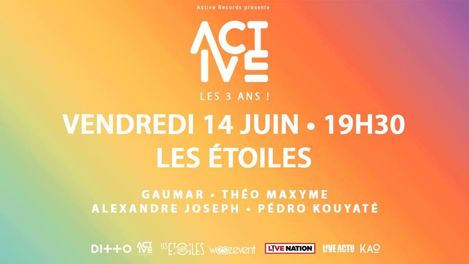 14/06 - Les Etoiles/Paris