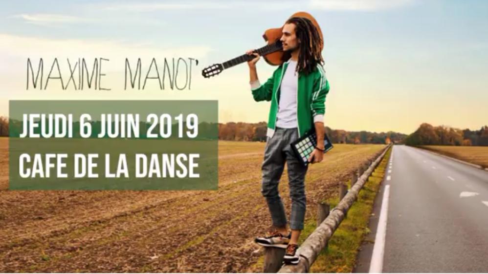 06/06 - Café de la danse / Paris