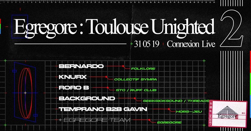31/05 - Connexion / Toulouse