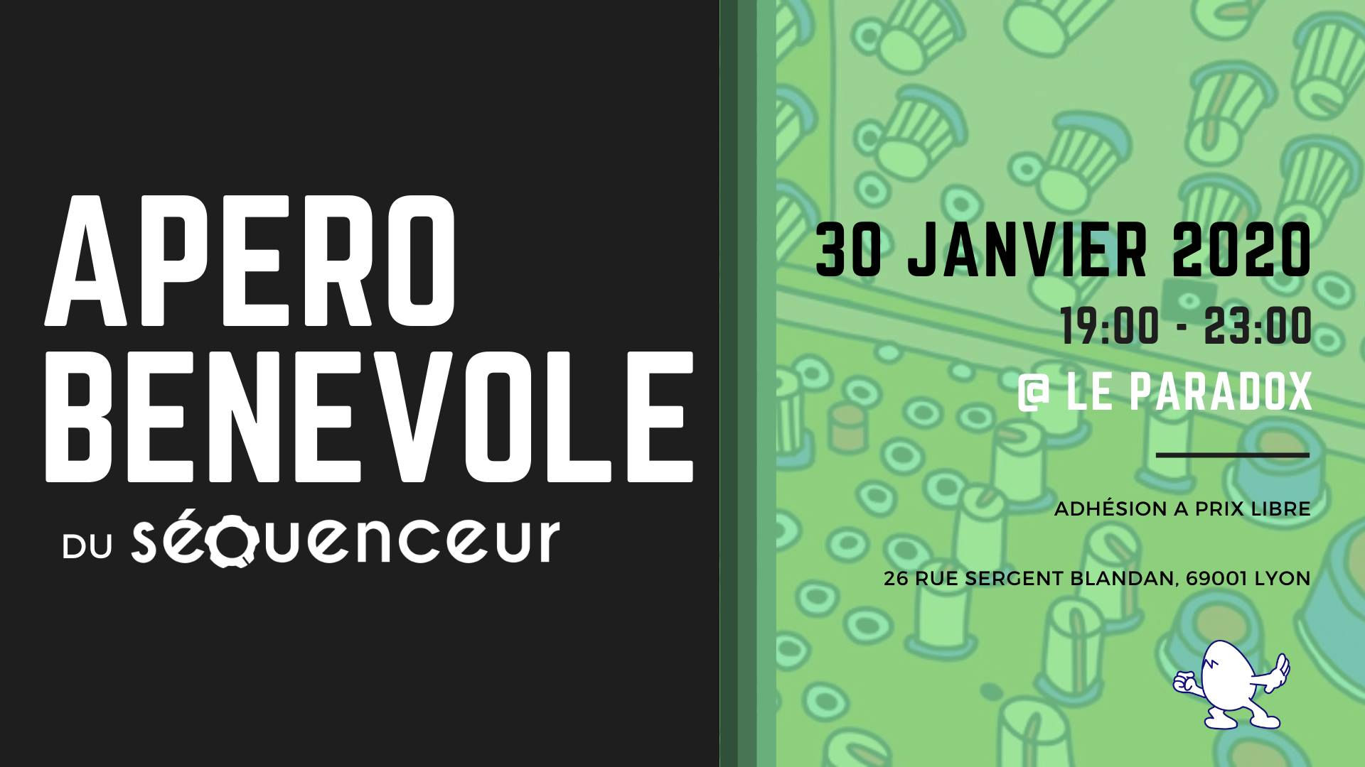 30/01 - Paradox @ Lyon