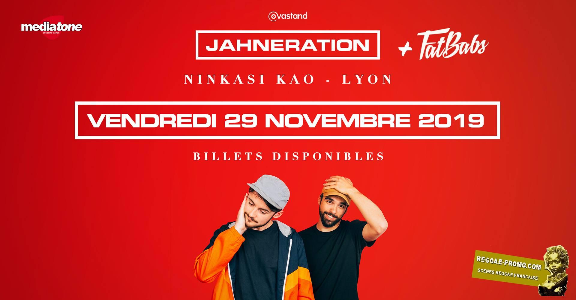 29/11 - Ninkasi Kao / Lyon
