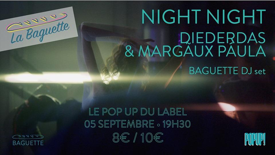 05/09 - Pop-Up du Label / Paris