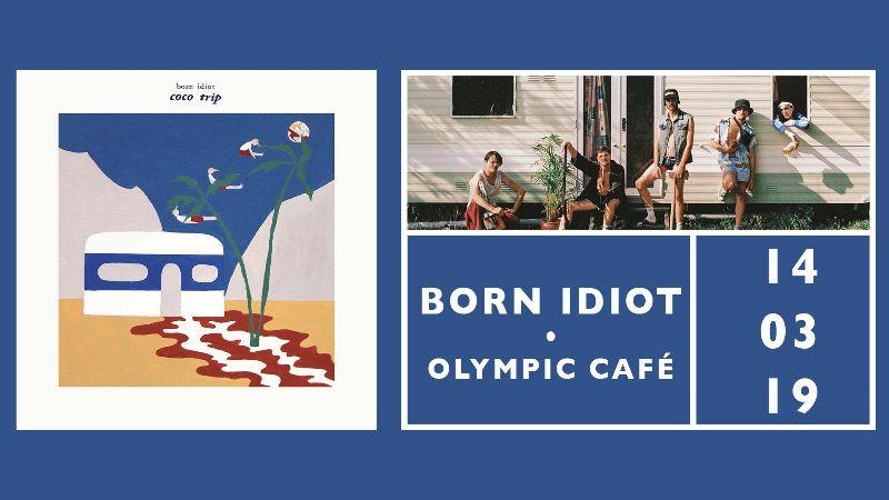 14/03 - Olympic Café/Paris