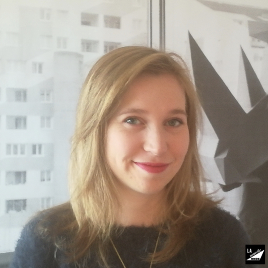 Lisa Ageev-Lemaitre