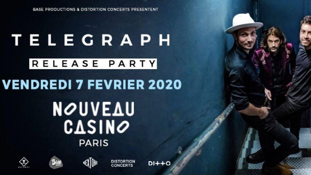 07/02 - Nouveau Casino / Paris