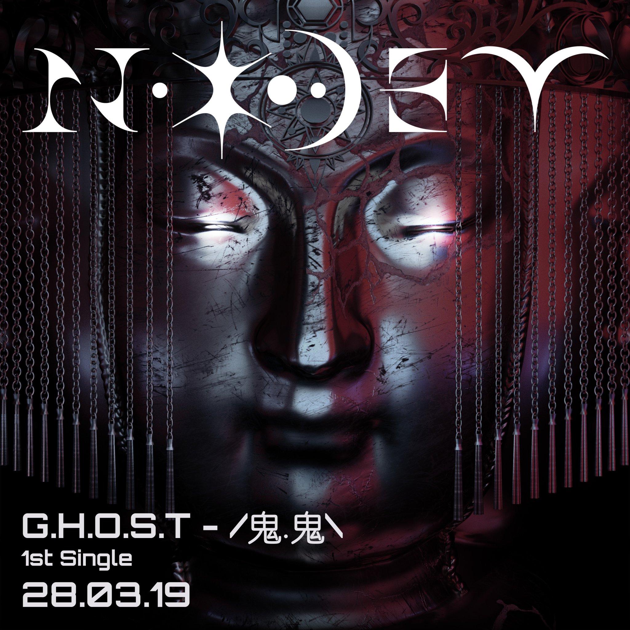 ghost - nodey