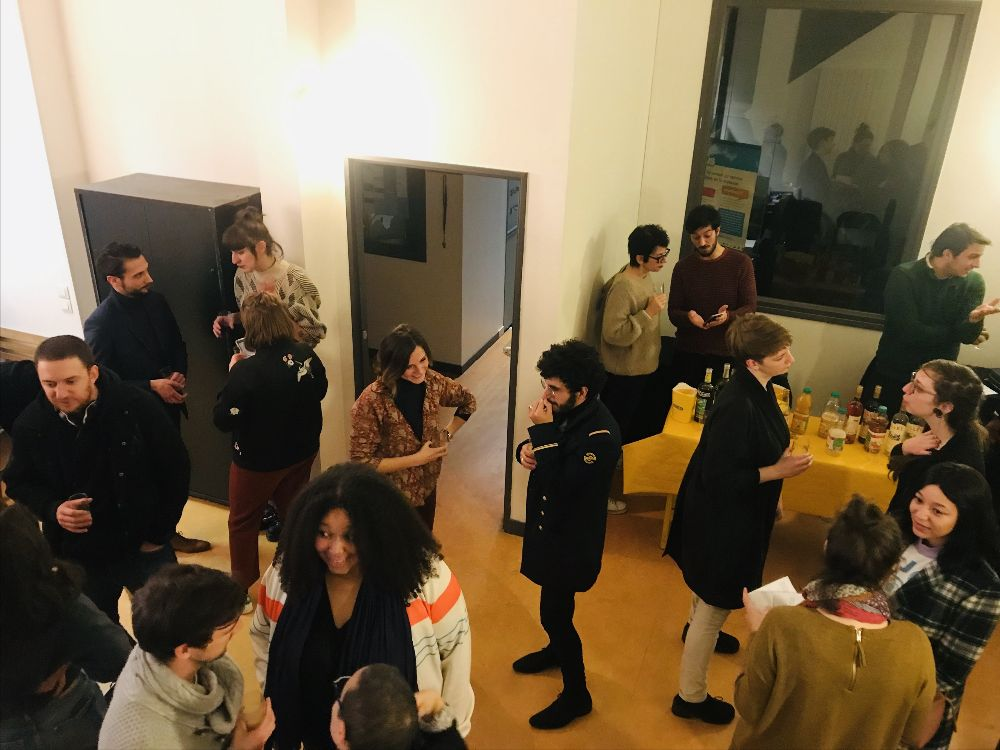 Meet-Up LNO - 18 janvier
