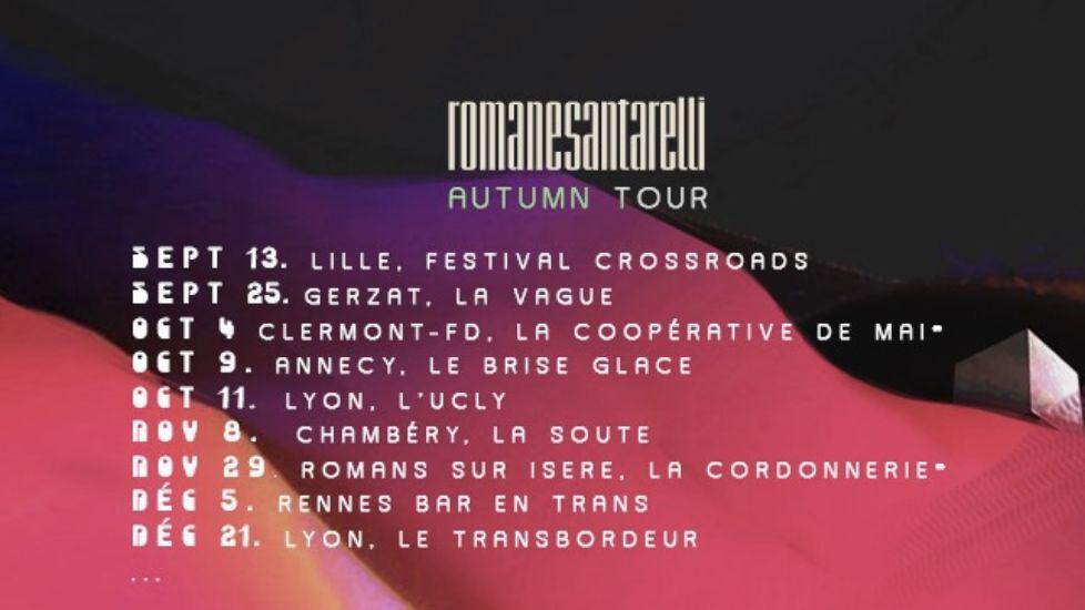 Romane Santarelli - Novembre 2019