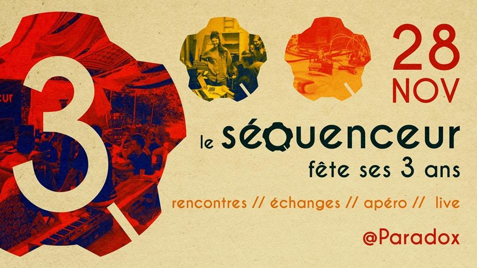 28/11 - Le Paradox / Lyon