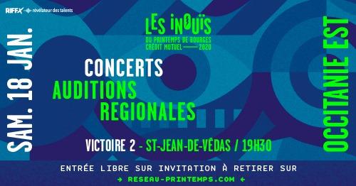 18/01 - Victoire 2 @ St-Jean-de-Védas
