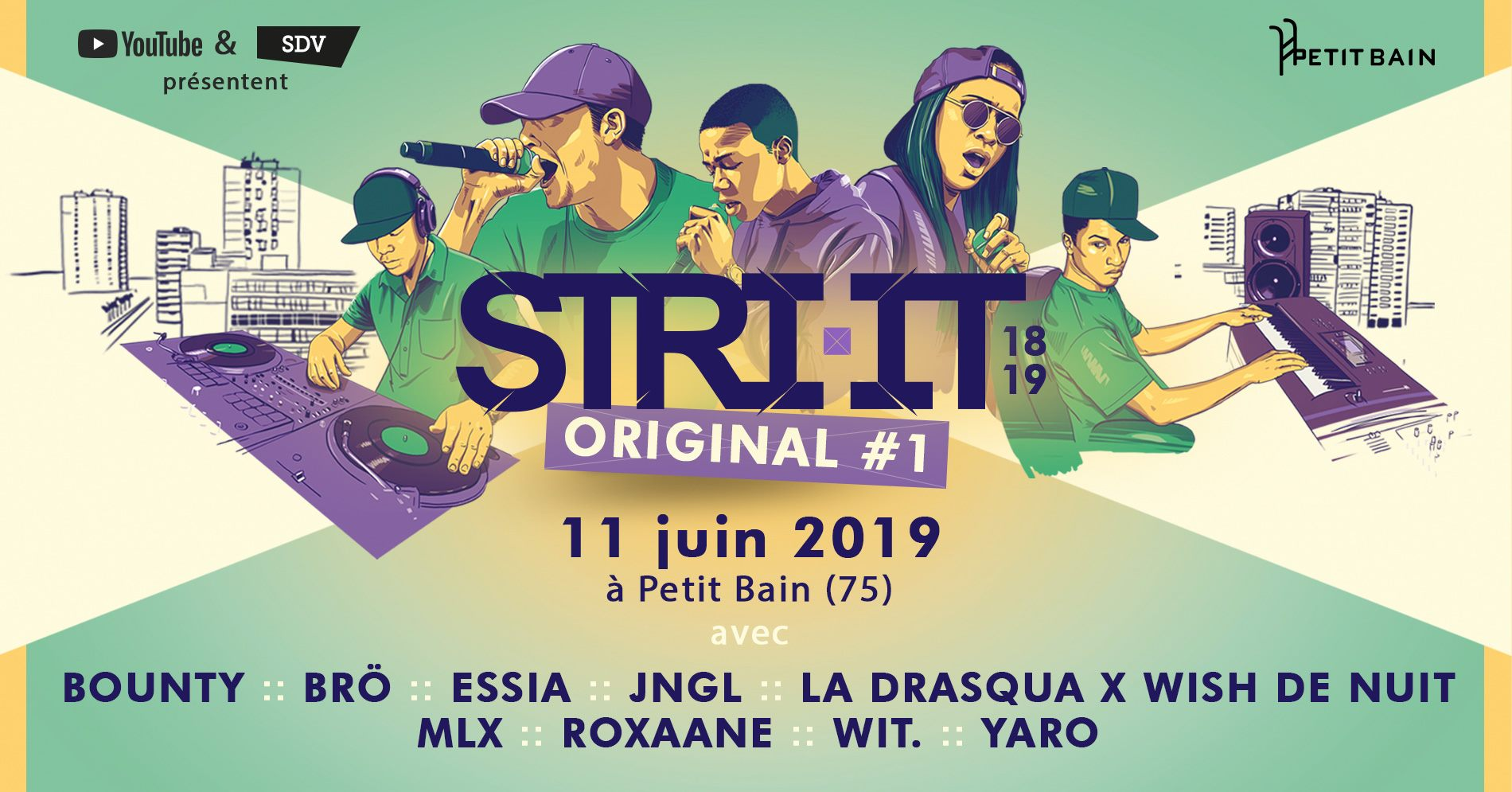 10/06 - Petit Bain  / Paris