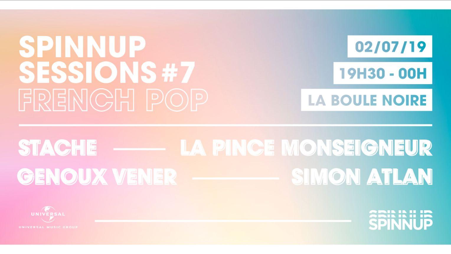 02/07 - La Boule Noire/Paris