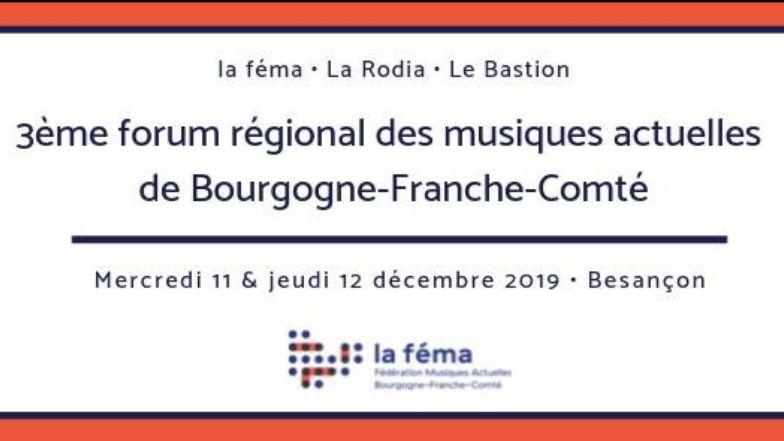 Forum Régional des Musiques Actuelles