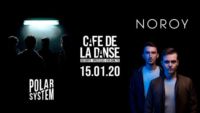 15/01 - Café de la danse @ Paris