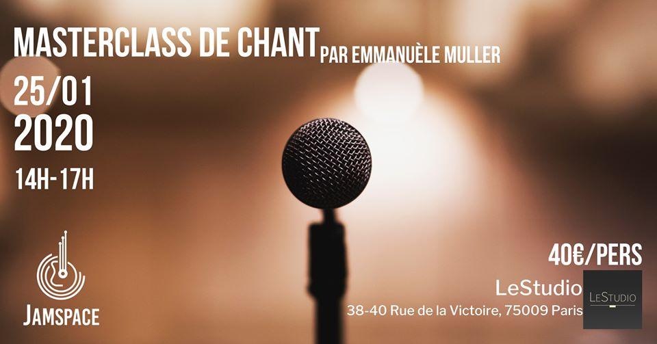 25/01 - Studio @ Paris
