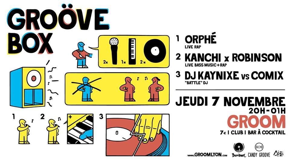 07/11 - Groom - Lyon