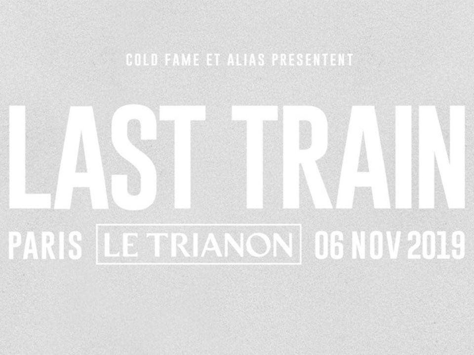 Last Train - 06/11/2019