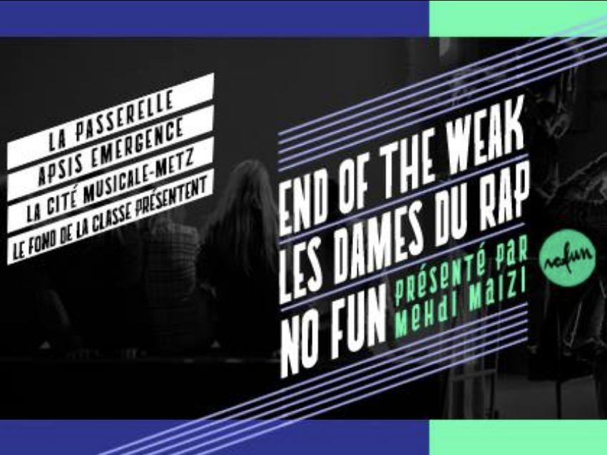 Ouafa Mamèche - No Fun