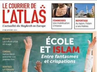 Ouafa Mameche - Le Courrier de l'Atlas