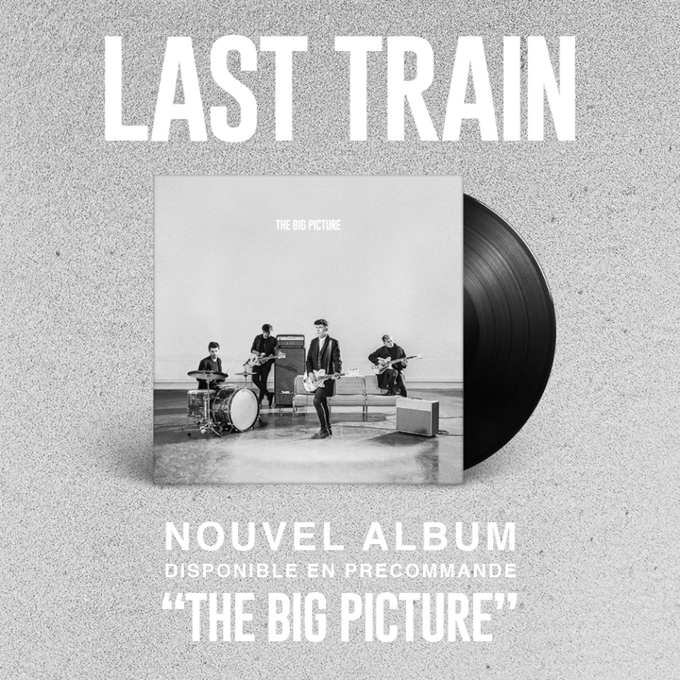 Disappointed - Last Train