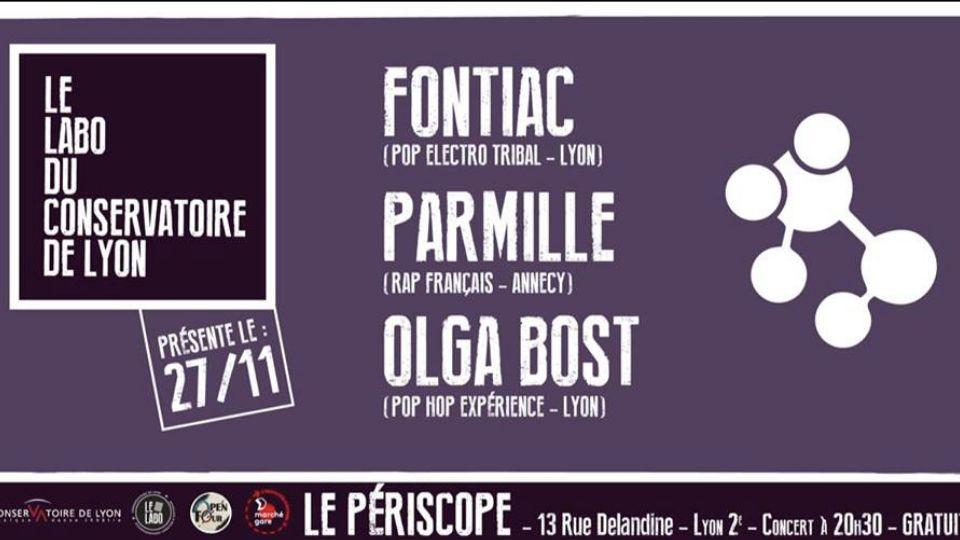 277/11 - Periscope / Lyon