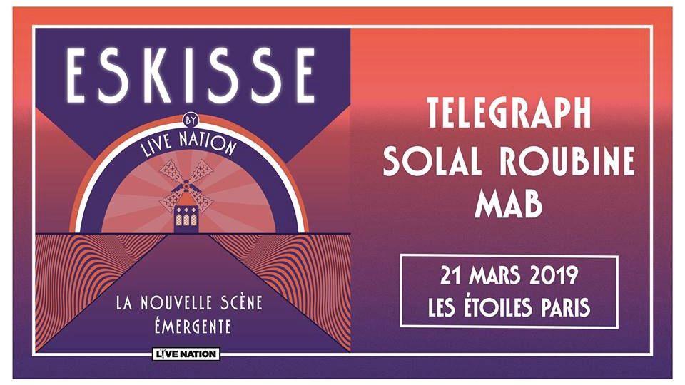 21/03 - Les Etoiles/Paris