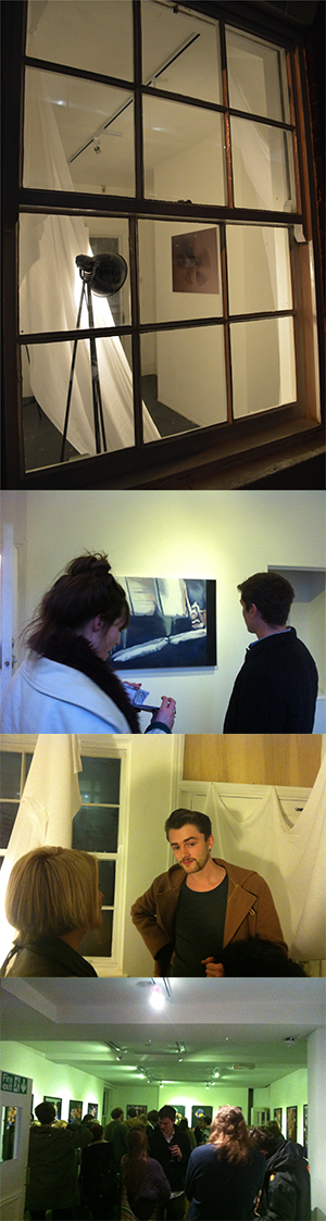 'The Restless Image' Exhibition Private View