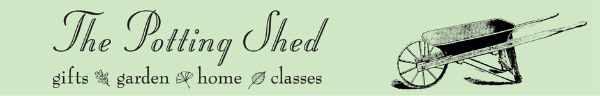 The Potting Shed Header Image