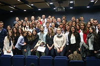 A.U.K Economists' Club represents A.U.K and Kosovo in Bulgaria
