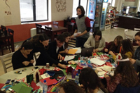 Charity Club preparing for end-of-year Activities