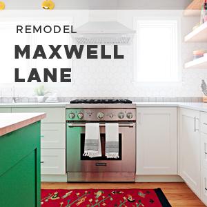 Maxwell Lane Remodel