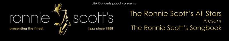 Ronnie Scott's All Stars: The Ronnie Scott's Story
